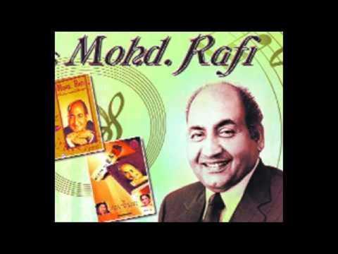 Gar Pyar Humara Sacha Hai Lyrics - Mohammed Rafi