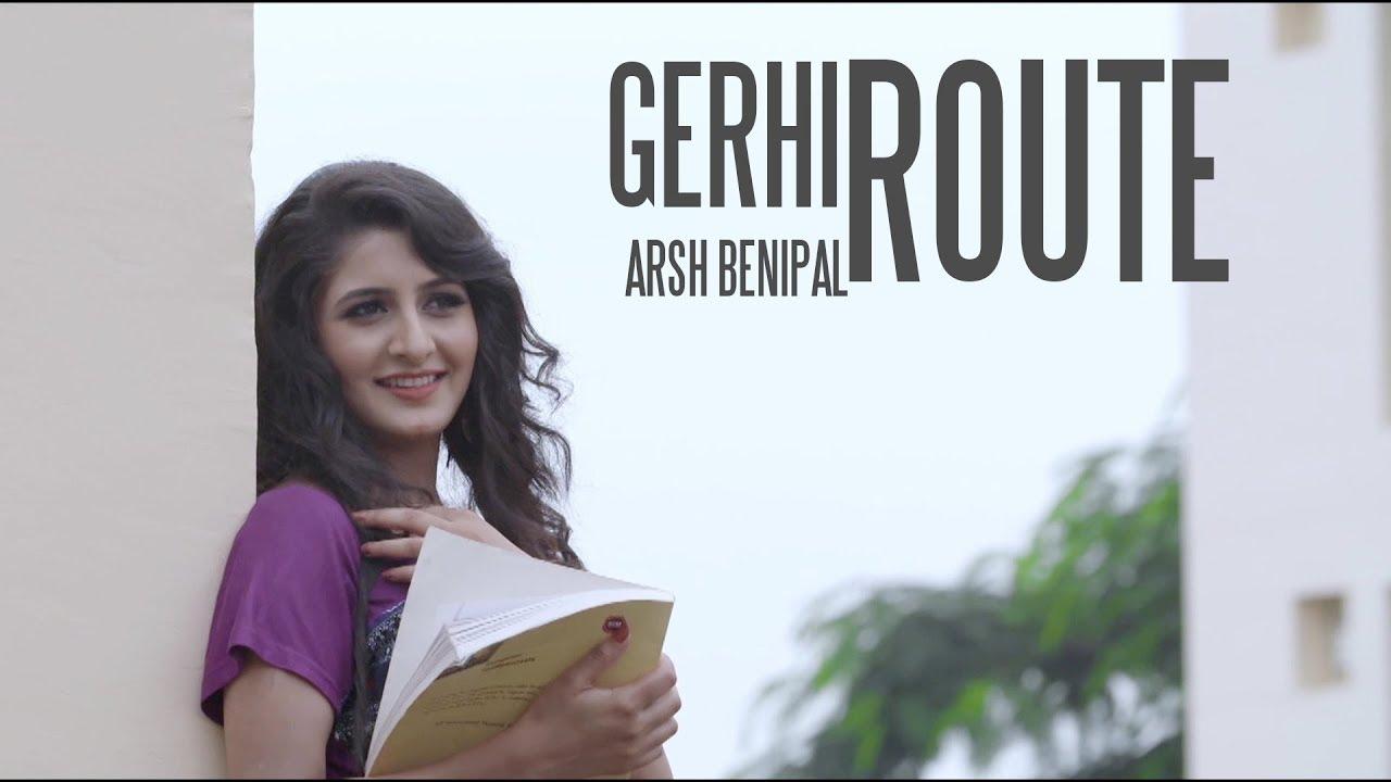 Gerhi Route (Title) Lyrics - Aarsh Benipal