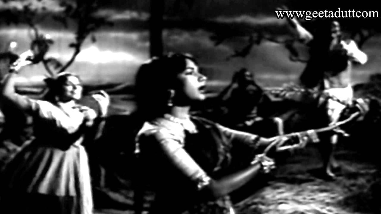 Gham Nahin Kar Muskura Lyrics - Geeta Ghosh Roy Chowdhuri (Geeta Dutt), Mohammed Rafi