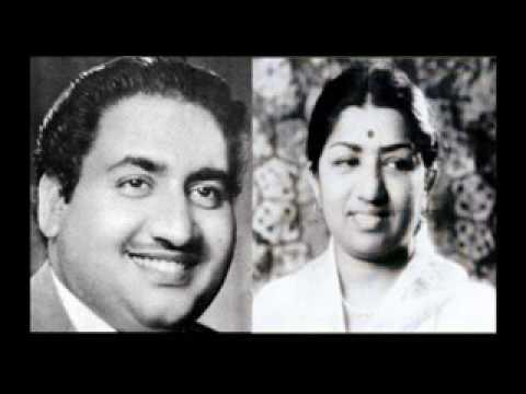 Gori Aankho Me Dale Kajra Lyrics - Lata Mangeshkar, Mohammed Rafi