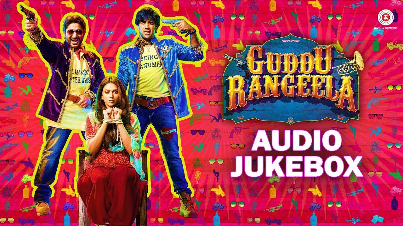 Guddu Rangeela (Title) Lyrics - Amit Trivedi, Divya Kumar