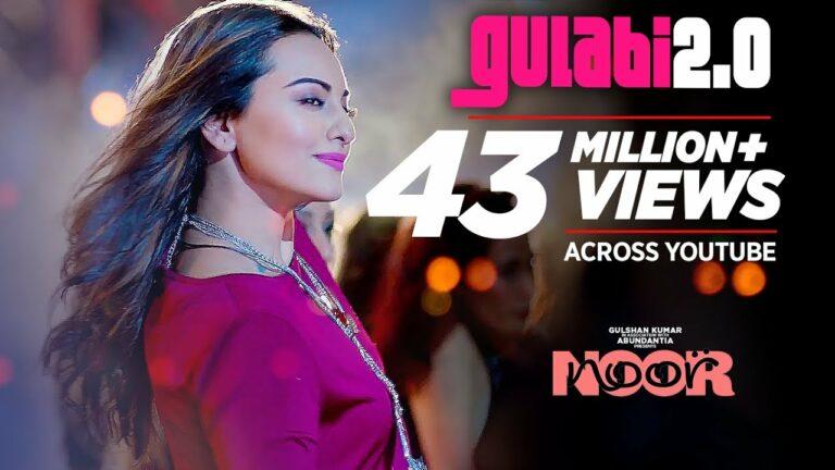 Gulabi 2.0 Lyrics - Amaal Mallik, Tulsi Kumar, Yash Narvekar