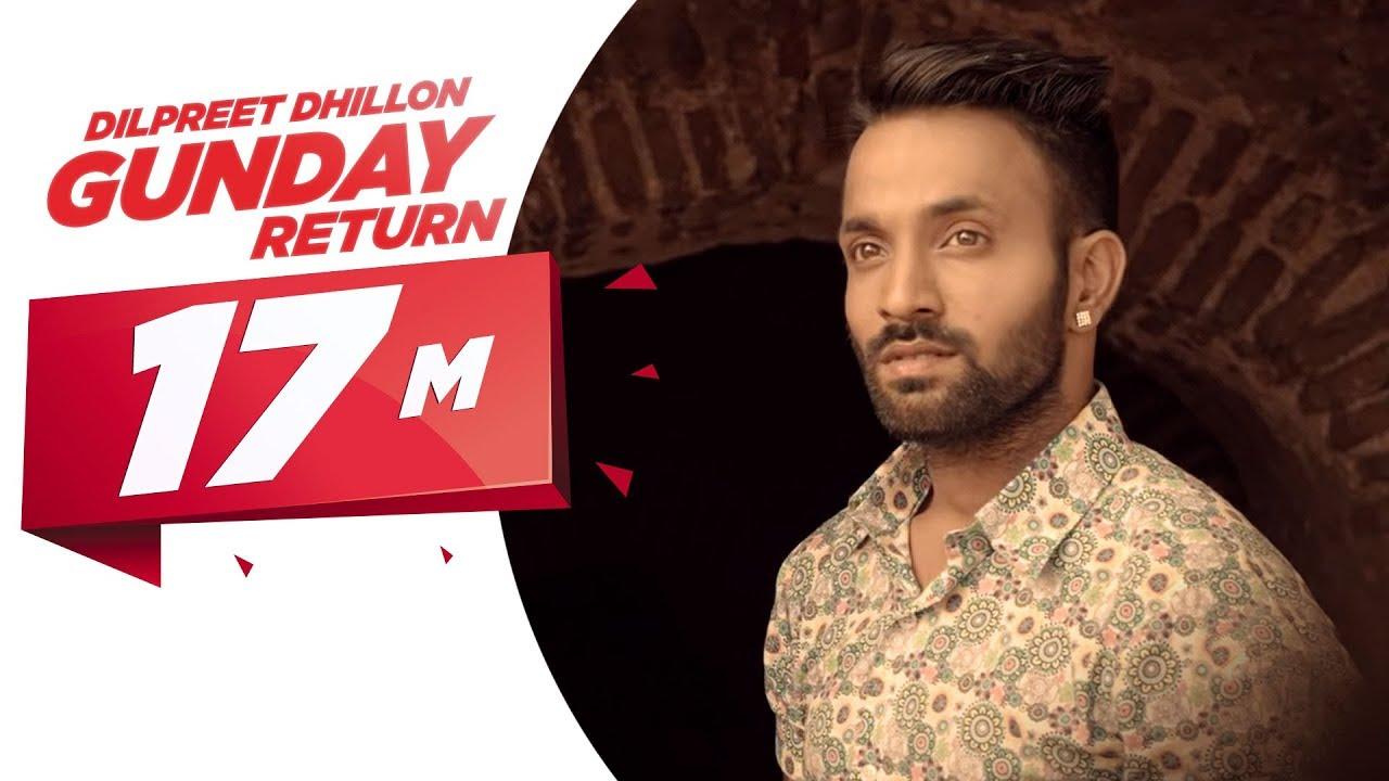 Gunday Returns (Title) Lyrics - Dilpreet Dhillon