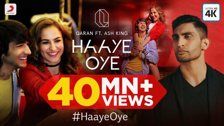 Haaye Oye (Title) Lyrics - Ash King, Qaran Mehta