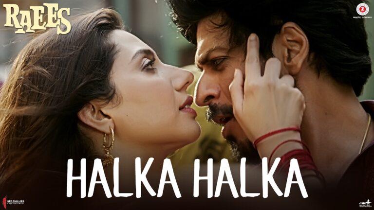 Halka Halka Lyrics - Shreya Ghoshal, Sonu Nigam