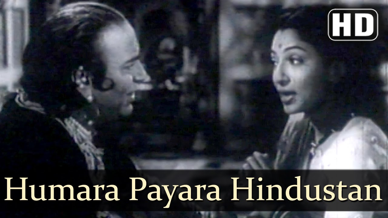 Hamara Pyara Hindustan Lyrics - Mohammed Rafi