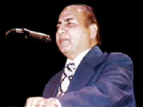 Hame Itna Bata De Bhagwan Lyrics - Mohammed Rafi