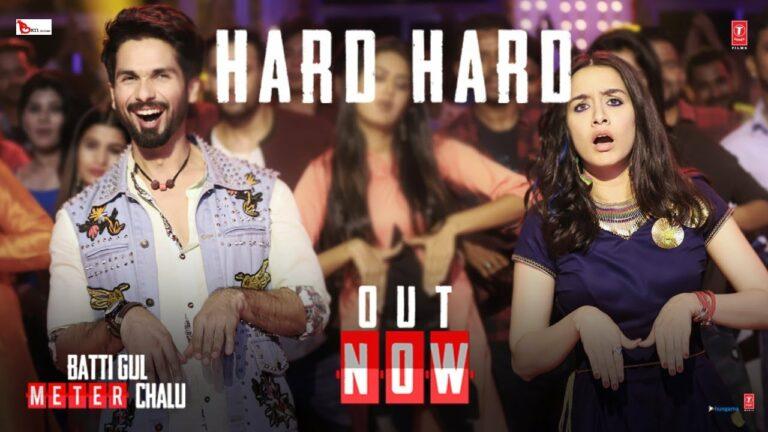 Hard Hard Lyrics - Mika Singh, Prakriti Kakkar, Sachet Tandon