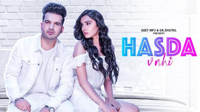 Hasda V Nai (Title) Lyrics - Sharry Nexus