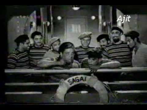 Haseeno Ki Gadi Mein Lyrics - Mohammed Rafi, Ramchandra Baryanji Dwivedi (Kavi Pradeep)