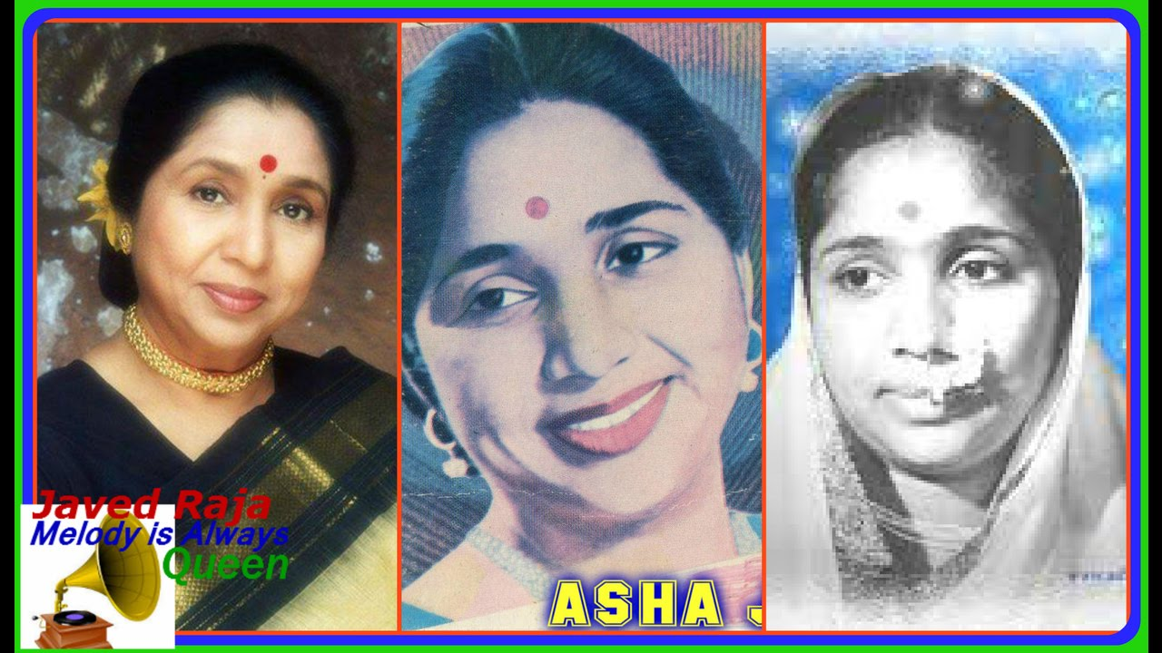 Hasrate Barbaad Hain Lyrics - Asha Bhosle