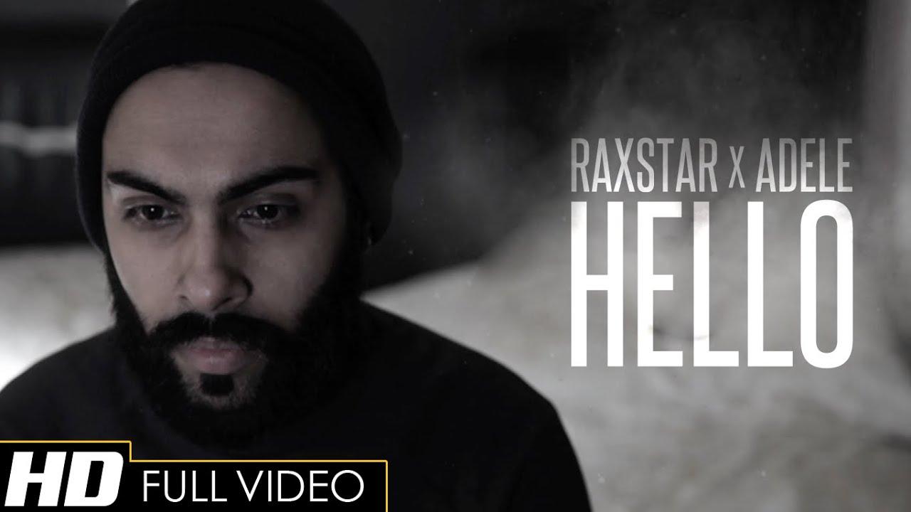 Hello Lyrics - Adel Farooq, Raxstar