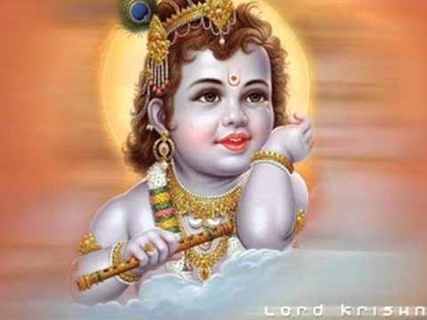Hey Gopal Krishna Lyrics - Anuradha Paudwal