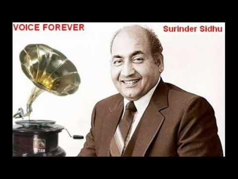 Ho Maine Kaha Ho Suno Zara Lyrics - Mohammed Rafi, Suman Kalyanpur