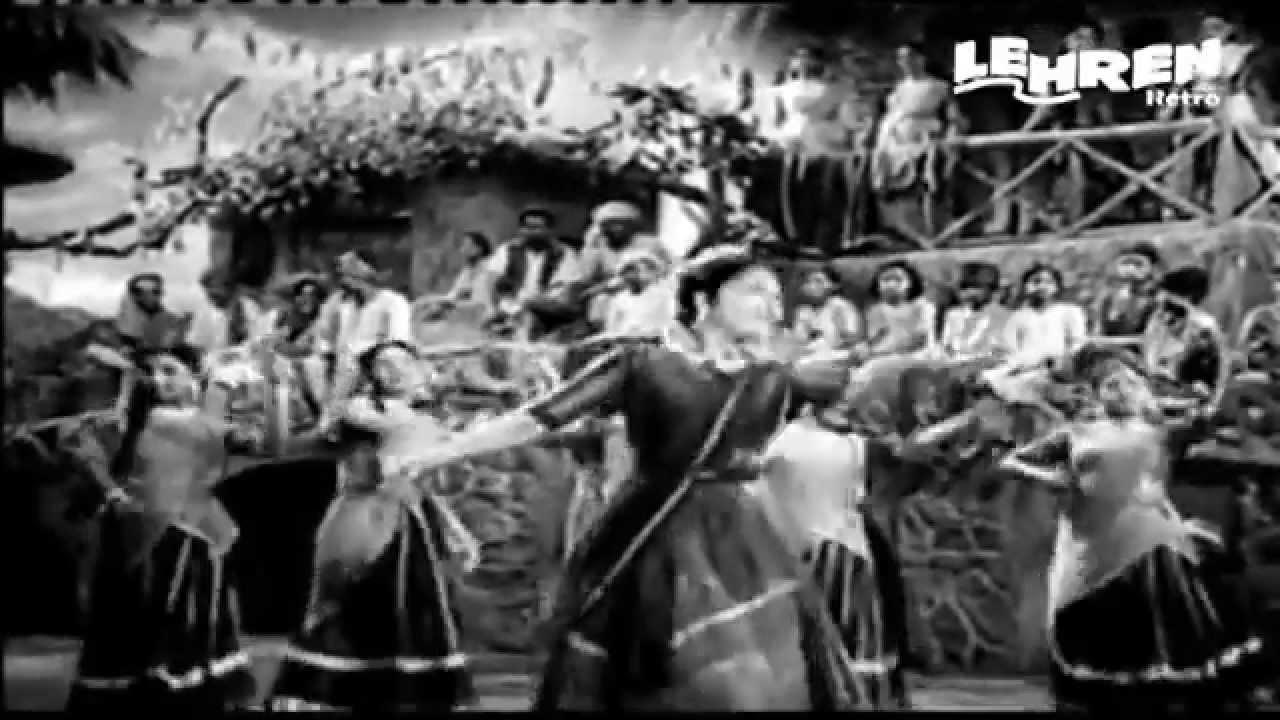 Holi Ki Aayi Bahaar Lyrics - Lata Mangeshkar