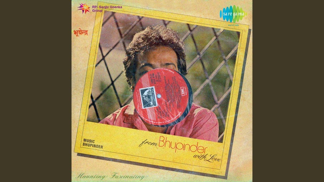 Hue Namwar Benishan Kaise Lyrics - Bhupinder Singh