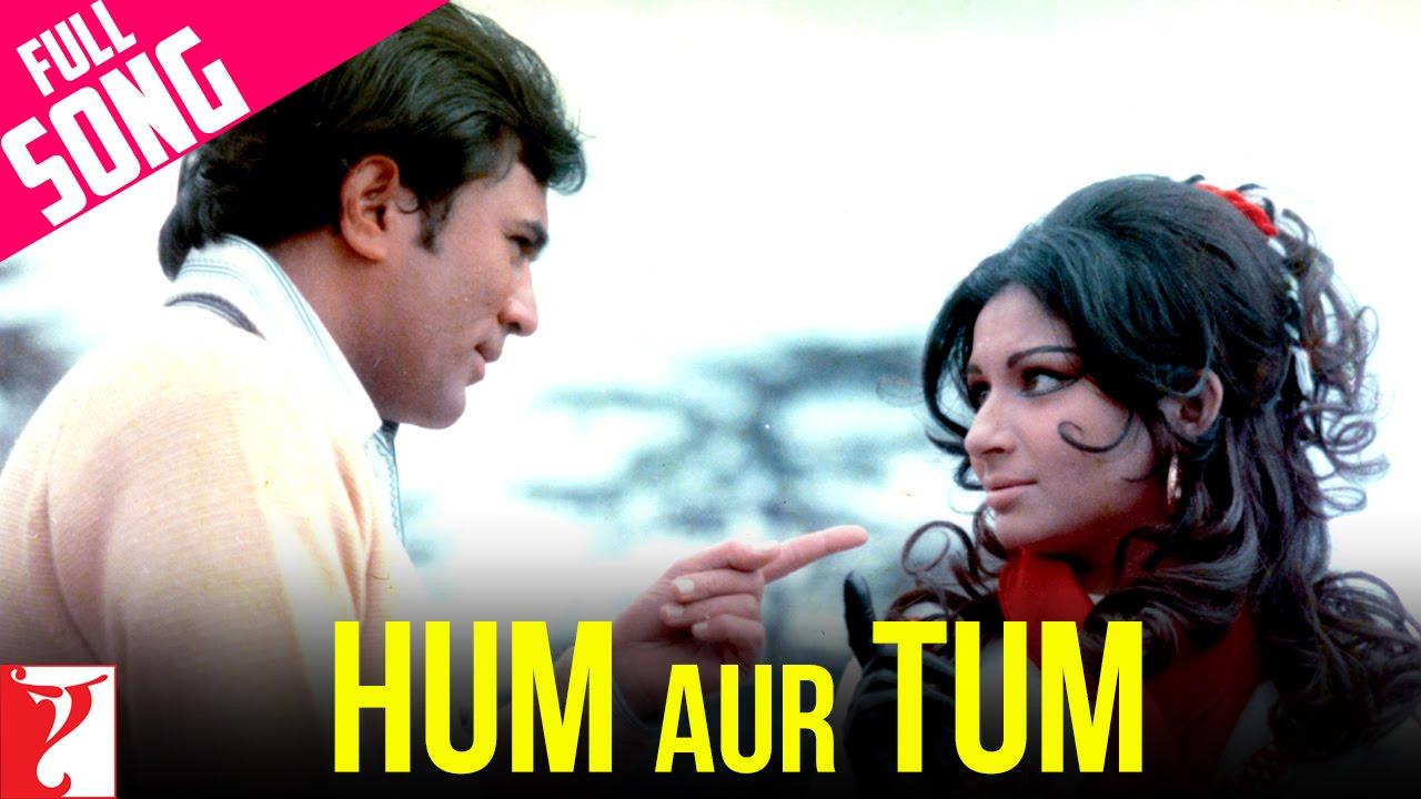 Hum Aur Tum Tum Aur Hum Lyrics - Kishore Kumar, Lata Mangeshkar