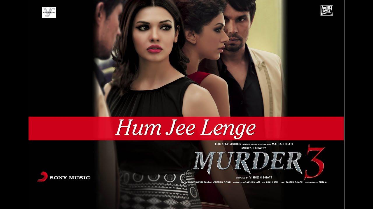 Hum Jee Lenge Lyrics - Mustafa Zahid