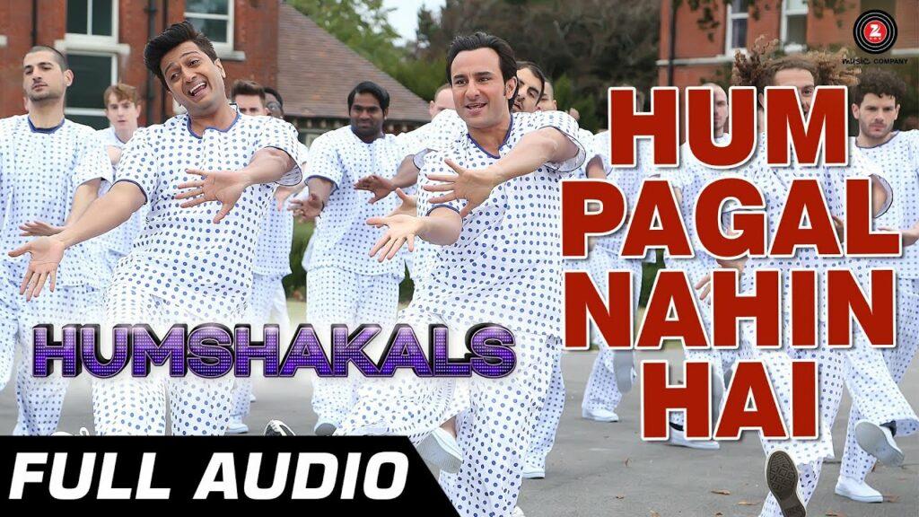Hum Pagal Nahin Hai Lyrics - Himesh Reshammiya