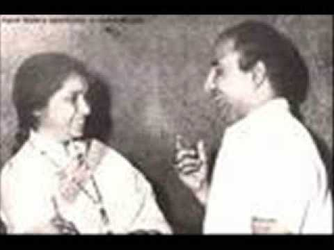 Hum Tumse Shadi Banana Lyrics - Asha Bhosle, Mohammed Rafi