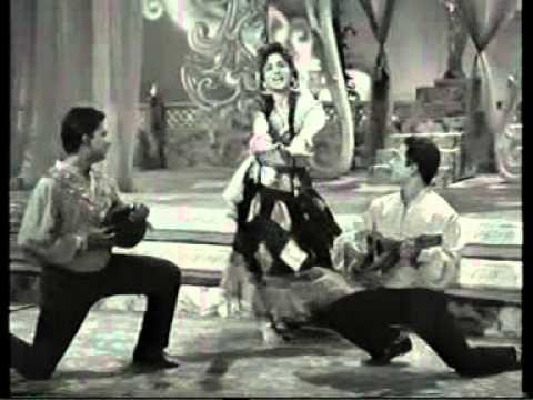 Idhar Bijli Lyrics - Asha Bhosle