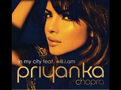 In My City (Title) Lyrics - Priyanka Chopra, Will.I.Am