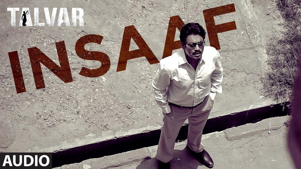 Insaaf Lyrics - Arooj Aftab