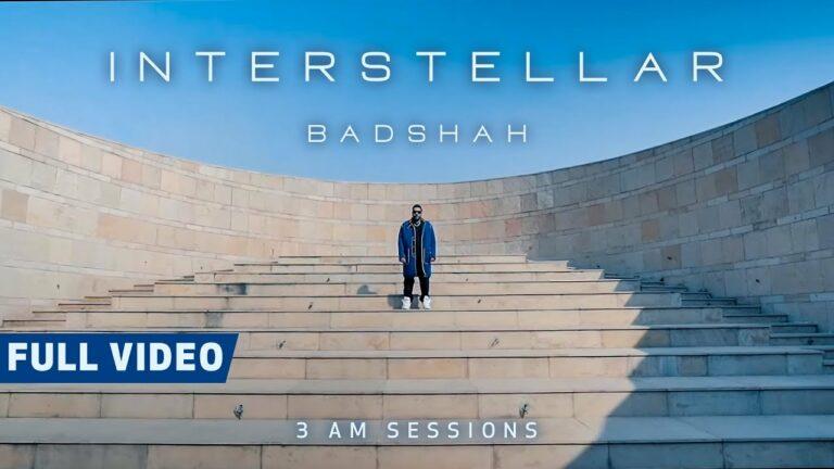 Interstellar Lyrics - Badshah