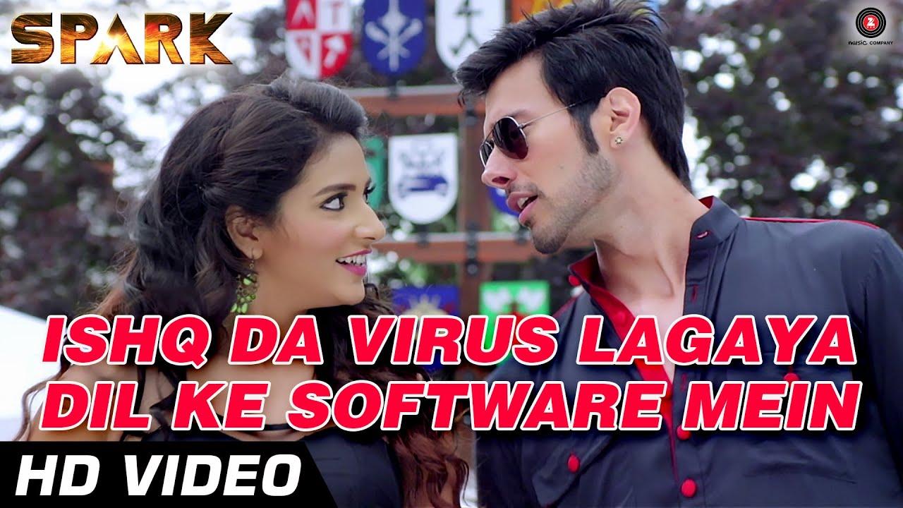 Ishq Da Virus Lagaya Lyrics - Mika Singh