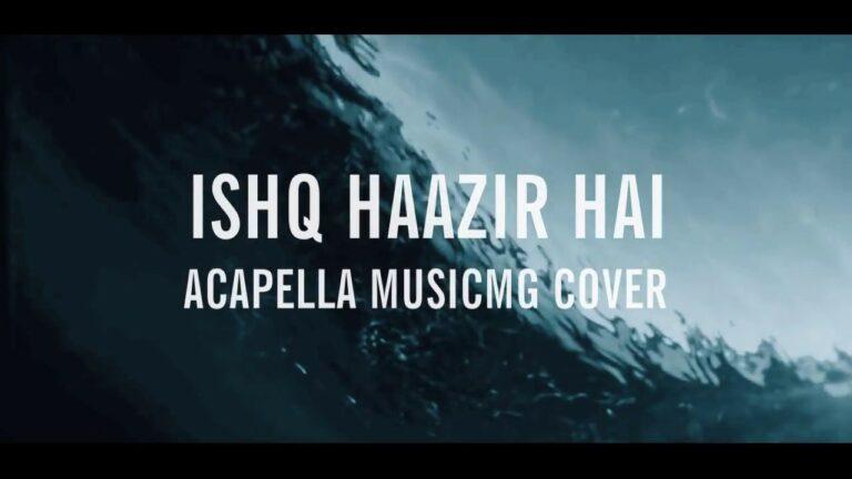 Ishq Haazir Hai (Title) Lyrics - Millind Gaba (MG)