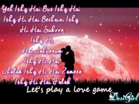 Ishq Kills (Title) Lyrics