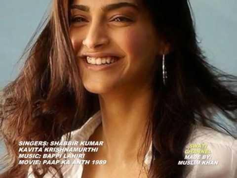 Ishq Tere Ne Tan Man Me Lyrics - Kavita Krishnamurthy, Shabbir Kumar