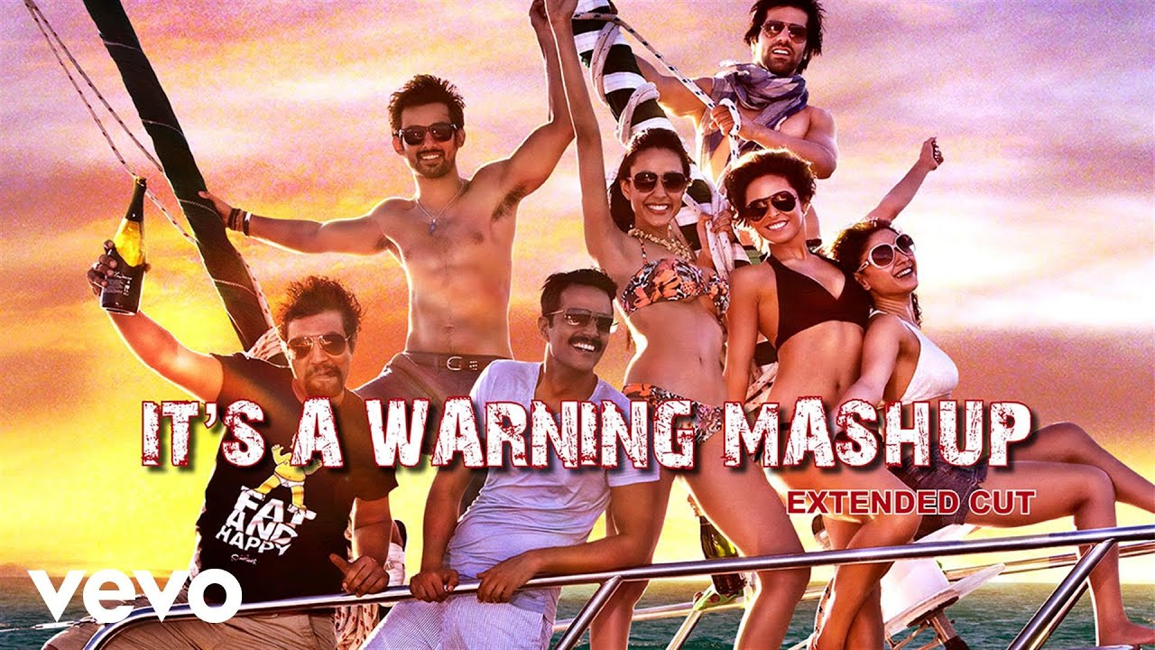 It's A Warning Lyrics - Aditi Paul, James, Mika Singh, Sonu Nigam, Toshi Sabri