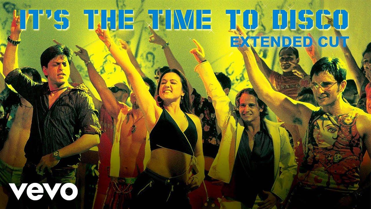 It's The Time To Disco Lyrics - Krishnakumar Kunnath (K.K), Loy Mendonsa, Shaan, Vasundhara Das