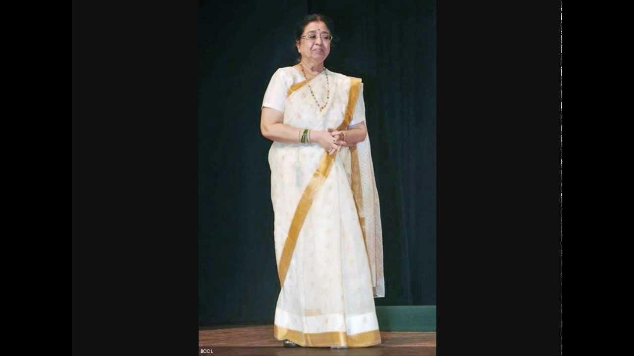 Jaa Jaa Re Jaa Lyrics - Usha Mangeshkar