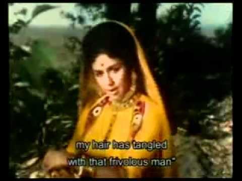 Jaa Re Kaare Badra Balam Lyrics - Lata Mangeshkar