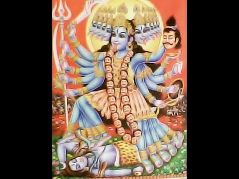 Jaago Maa Hey Bhawani Jaago Lyrics - Anuradha Paudwal