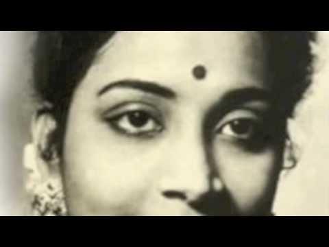 Jaane Waale De Gaye Hain Lyrics - Geeta Ghosh Roy Chowdhuri (Geeta Dutt)