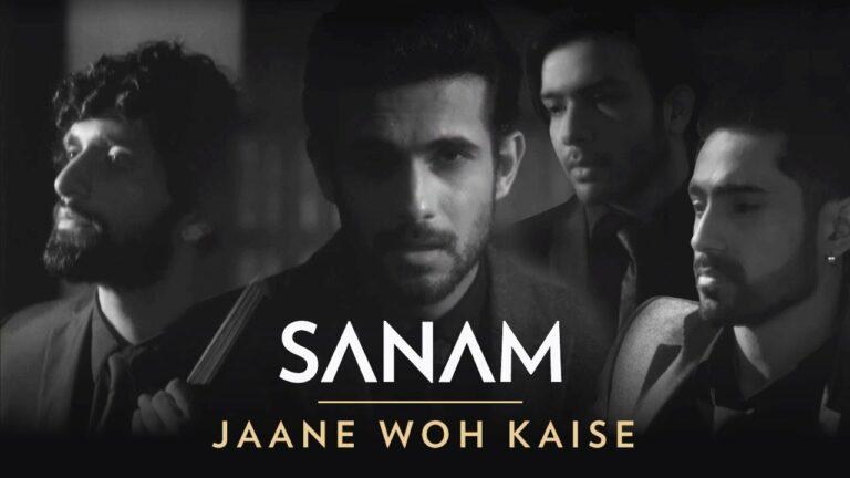 Jaane Woh Kaise (Title) Lyrics - Sanam Puri