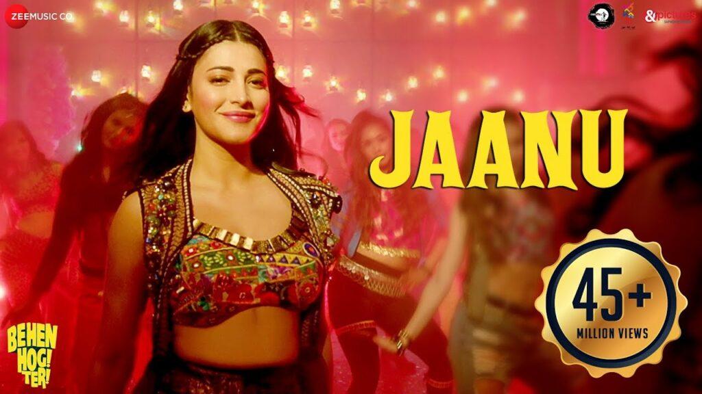 Jaanu Lyrics - Juggy D, Raftaar, Shivi