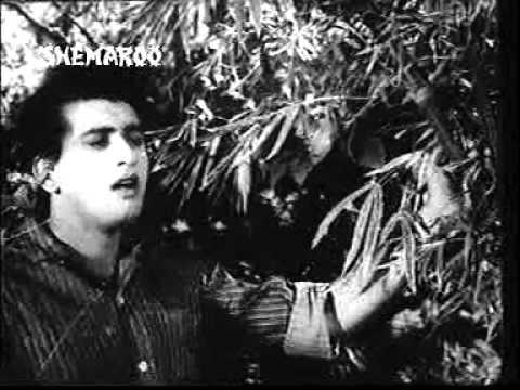 Jab Chhaye Kabhi Lyrics - Talat Mahmood