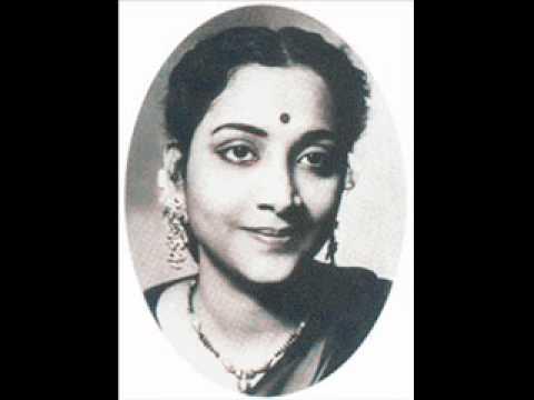 Jab Kaali Kaali Raate Hongi Lyrics - Geeta Ghosh Roy Chowdhuri (Geeta Dutt)