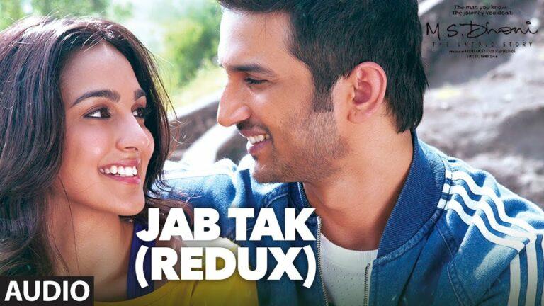 Jab Tak (Redux) Lyrics - Amaal Mallik