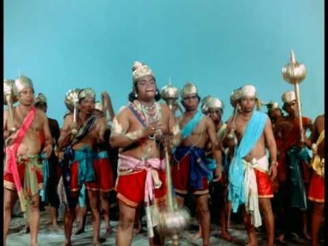 Jago Hey Bajrang Bali Lyrics - Prabodh Chandra Dey (Manna Dey)