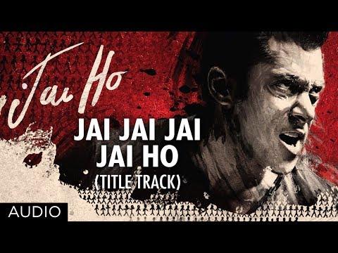 Jai Jai Jai Jai Ho Lyrics - Amaal Mallik, Wajid Ali