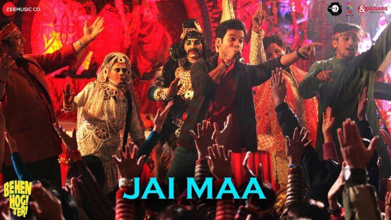 Jai Maa Lyrics - Jyotica Tangri, Parry G, Sahil Solanki