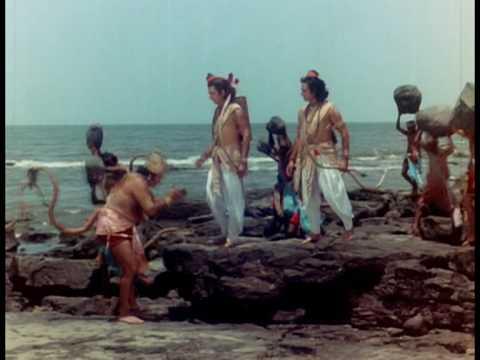 Jai Raghunandan Jai Siyaram Lyrics - Prabodh Chandra Dey (Manna Dey)