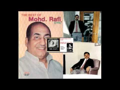 Jaise Chahe Rakhe Lyrics - Mohammed Rafi