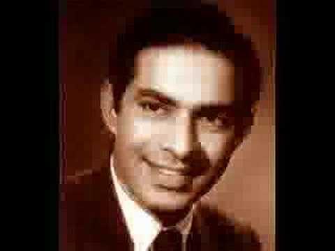 Jalte Hai Jiske Lyrics - Talat Mahmood