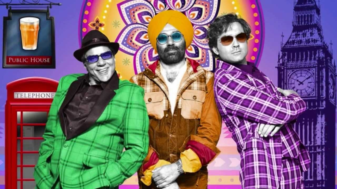 Jatt Yamla Pagla Ho Gaya Lyrics - Mika Singh, Suzanne D'Mello